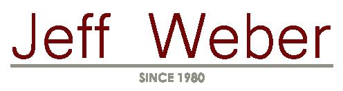 Jeff Weber Logo